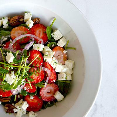 Organic Salads